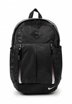 Рюкзак, Nike, цвет: черный. Артикул: NI464BWJER10.