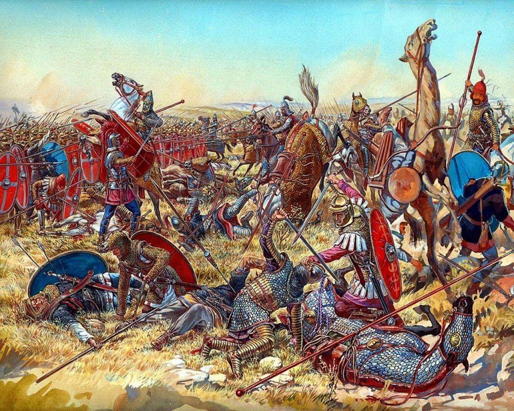 Битва при Карах: Парфянский капкан. Безрассудность Марка Красса погубила римскую армию